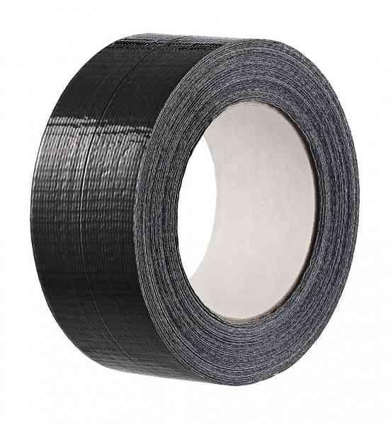 Gewebeklebeband extra strong schwarz 48 mm x 50 m