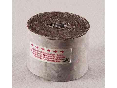 Wickelstreifen Dampfsperre selbstklebend Rohrisolierung