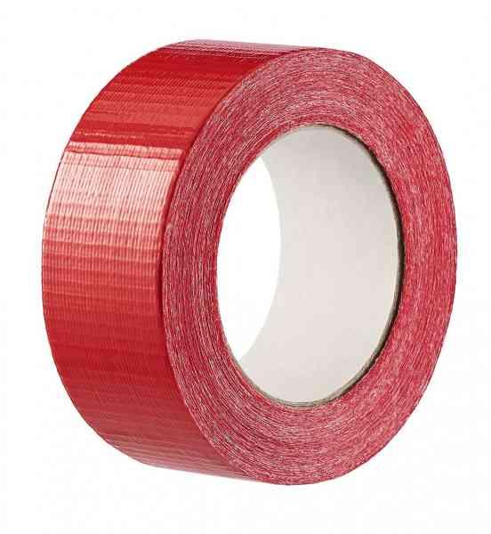 Gewebeklebeband extra strong rot 48 mm x 50 m